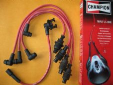 RENAULT R19 & CLIO 1.8i(93 on)NEW RED TRIPLE SILICONE PERFORMANCE IGNITION LEADS